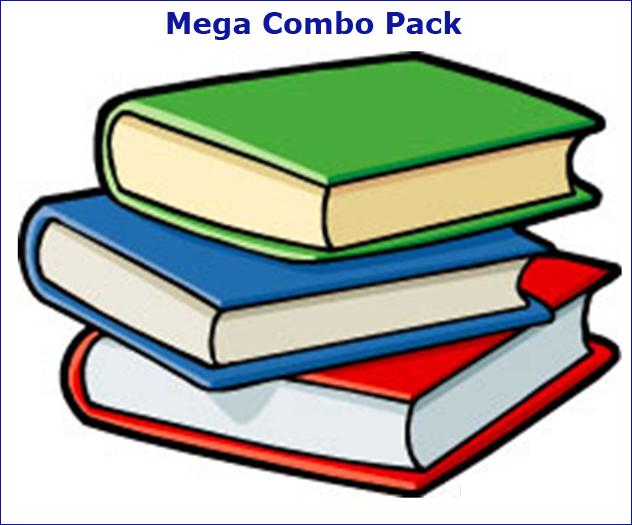 Mega Combo Pack