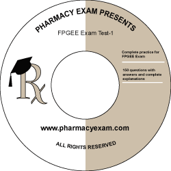 FPGEE Practice Test-1 (Online Access)
