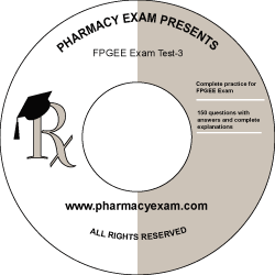 FPGEE Practice Test-3 (Online Access)