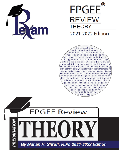 RxExam FPGEE® Review Theory 2019-2020 Edition