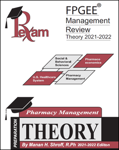 RxExam FPGEE® Management Review Theory 2019-2020 Edition