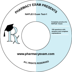 NAPLEX Practice Test-1 (Downloadable)