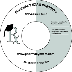 NAPLEX Practice Test-4 (Downloadable)