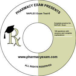 NAPLEX Practice Test-5 (Downloadable)