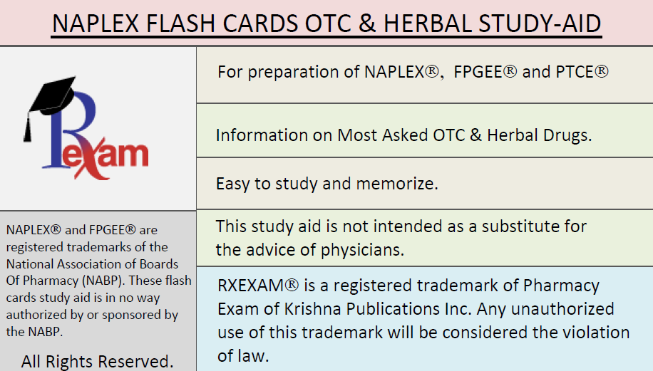 OTC Flash Card 1