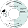 California (CPJE) Pharmacy Law Cd Rom