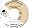 Clinical Naplex Practice Cd roms / Downloadables (10 Cd Roms)