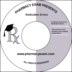 Medication Errors (Online Access)