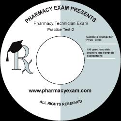 Pharmacy Technician Practice Test-2 (Online Access)