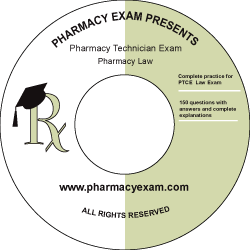 Pharmacy Technician Law (Downloadable)